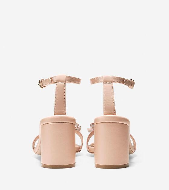 Tali Bow High Sandal (65mm)