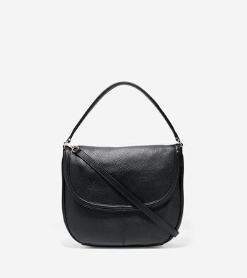 Tali Double Strap Saddle Bag