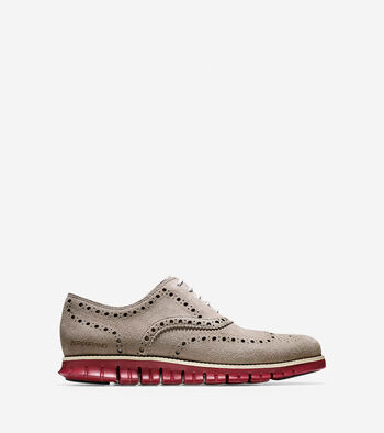 ZERØGRAND Wingtip Oxford