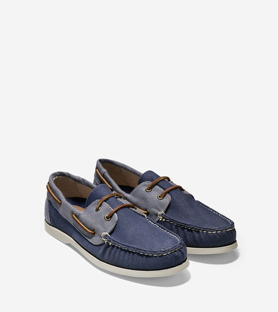 Dominick Boat Shoe