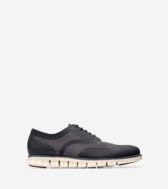 Shoes > Men's ZERØGRAND No Stitch Oxford