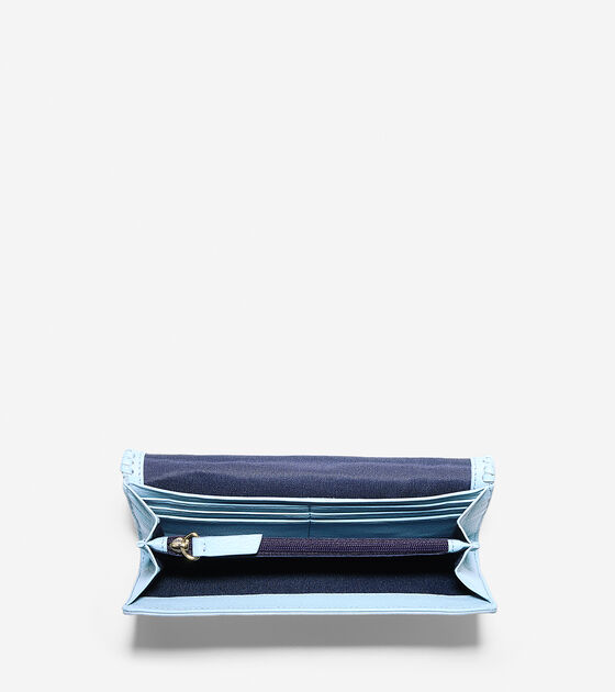Nickson Large Flap Wallet