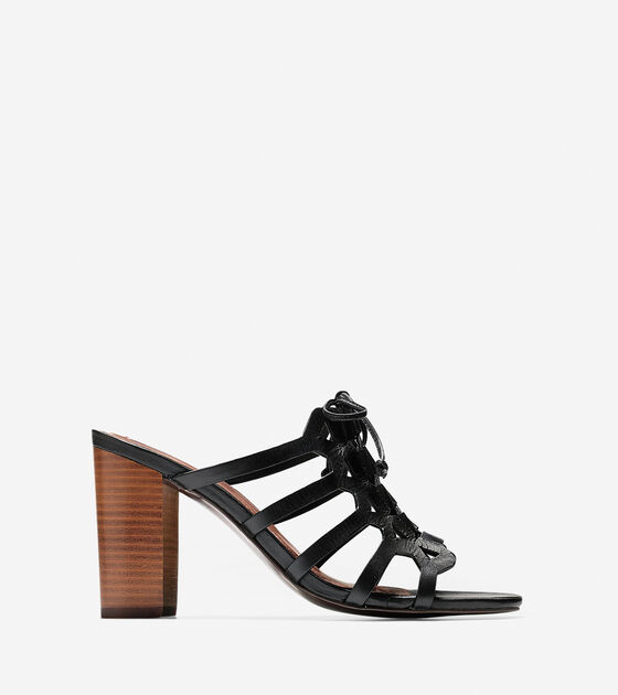 Sandals > Claudia High Sandal (85mm)