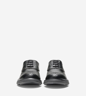 Boys' ZERØGRAND Perforated Oxford