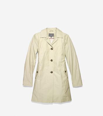 Cotton Nylon Raincoat