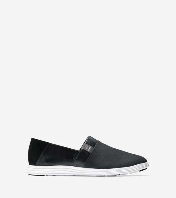 Loafers & Drivers > Ella Grand Slip On Sneaker