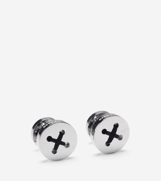 Accessories > Threaded Button Cuff Links