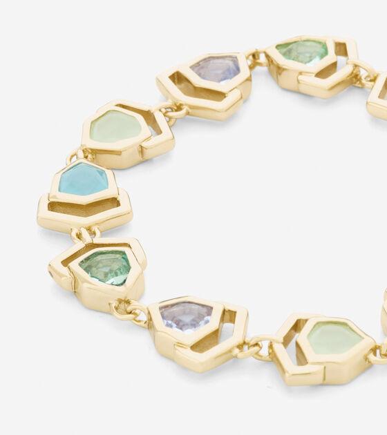 Stone Line Bracelet