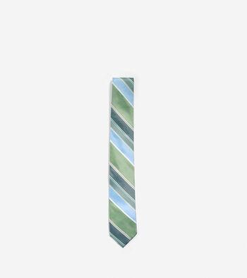 Sailboat Stripe Tie