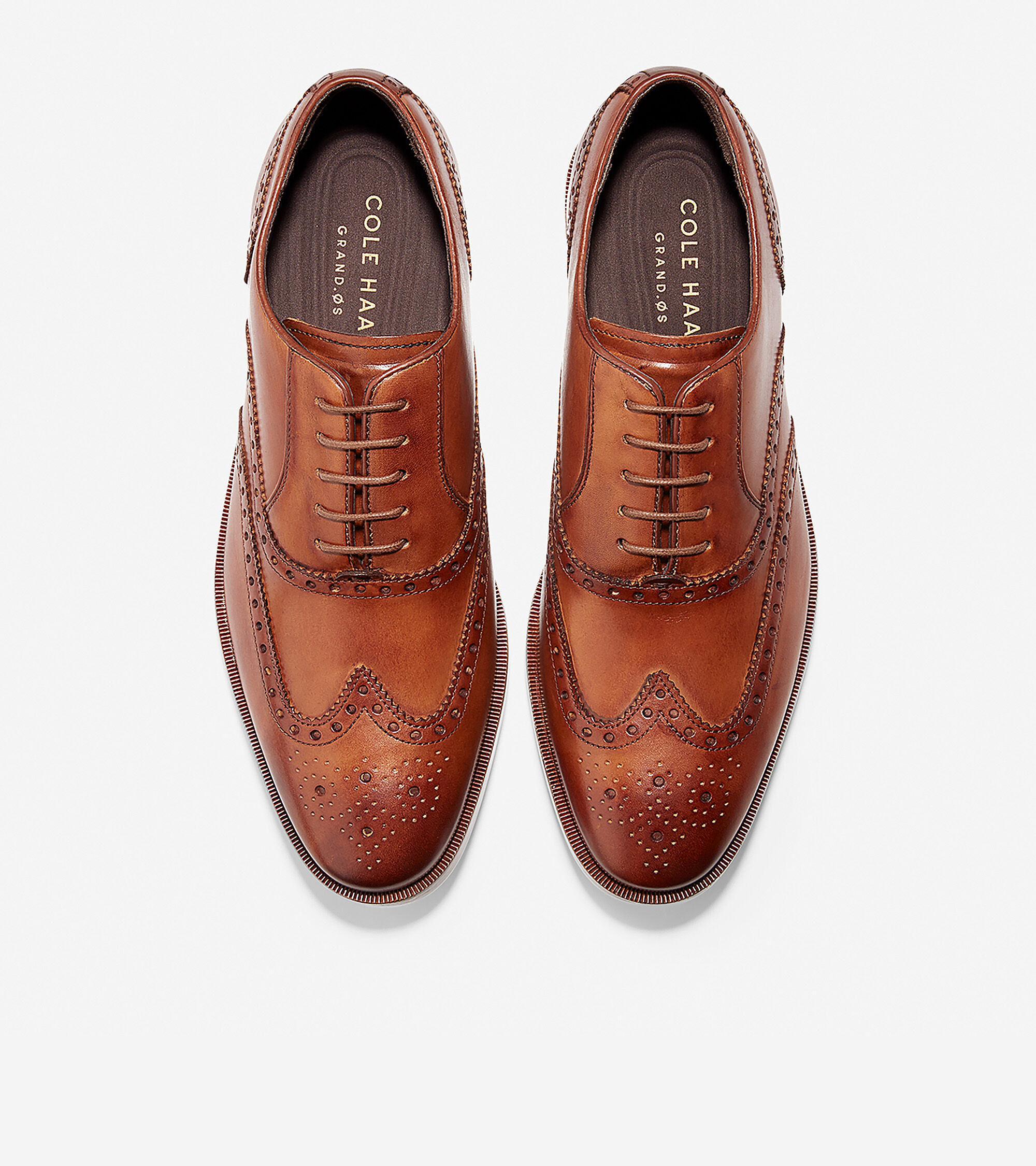 ... Hamilton Grand Wingtip Oxford ...