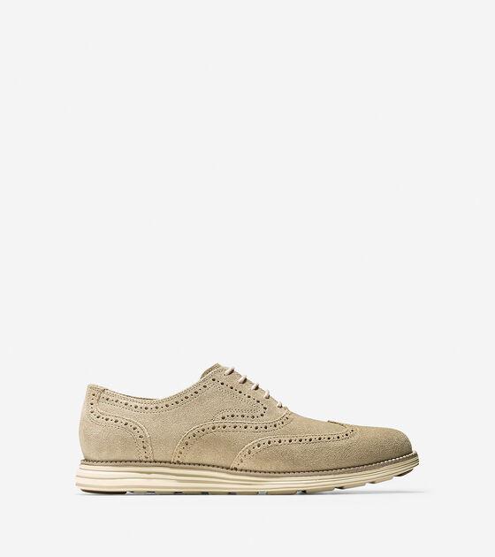 Shoes > Men's ØriginalGrand Short Wingtip Oxford