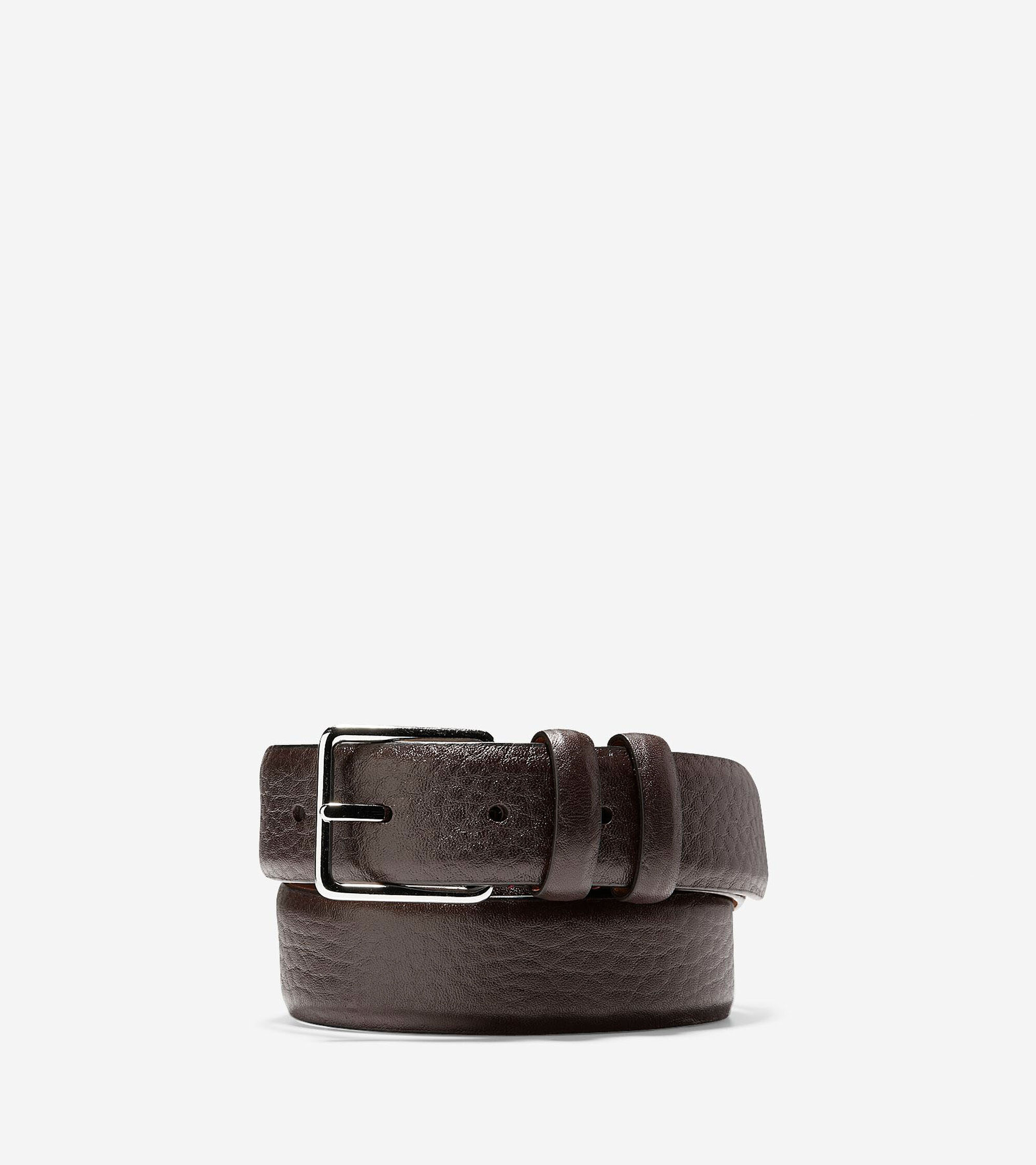 Accessories > 32mm Feather Edge Strap Belt