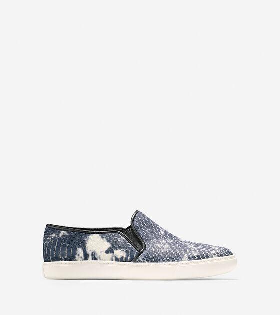 Shoes > Bowie Slip On Sneaker