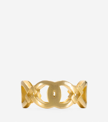 Tali Logo Link Ring