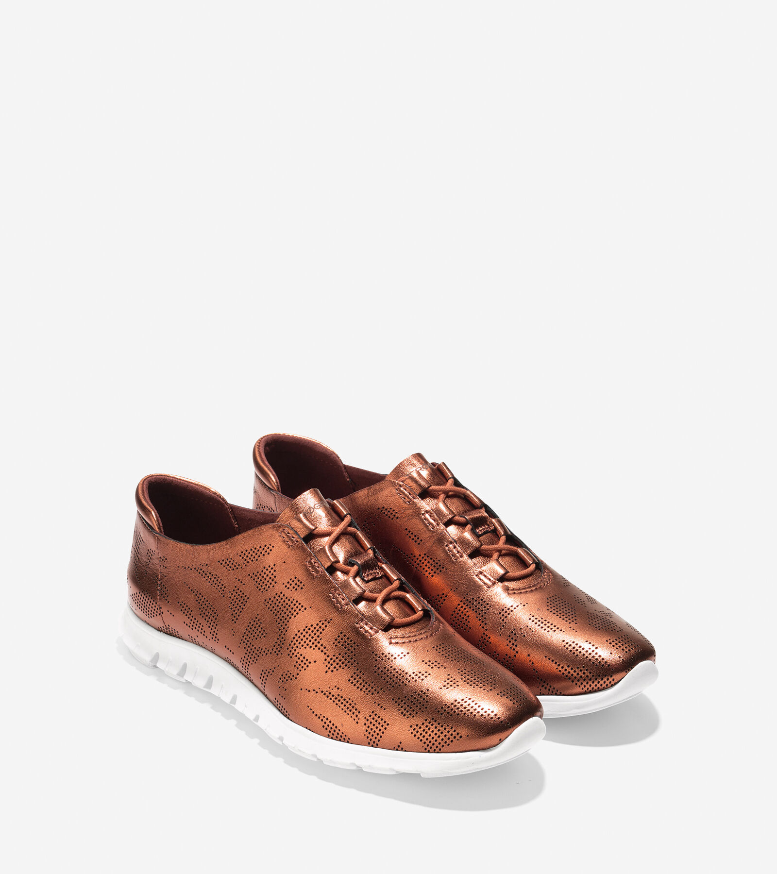 ... ZERØGRAND Perforated Trainer; ZERØGRAND Perforated Trainer. #colehaan