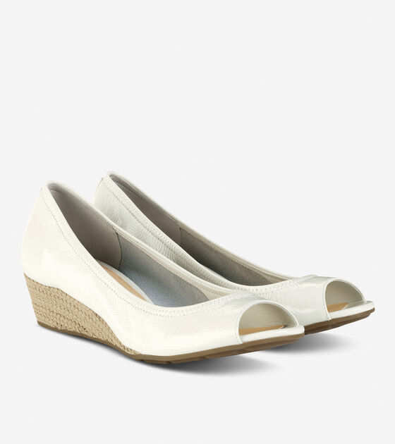 Air Tali Open Toe Wedge (40mm)