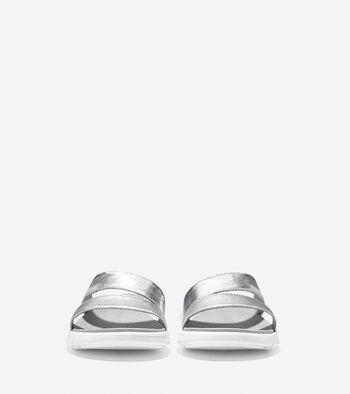ZERØGRAND Two-Strap Sandal