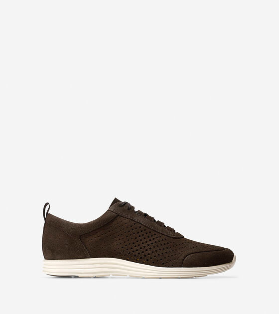 Shoes > ØriginalGrand Perforated Sneaker