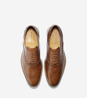 Madison Plain Toe Oxford