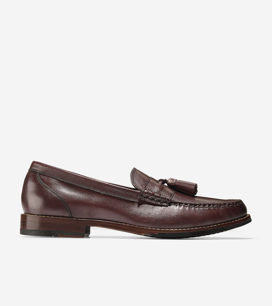 Men's Pinch Grand Classic Tassel Loafer by Cole Haan