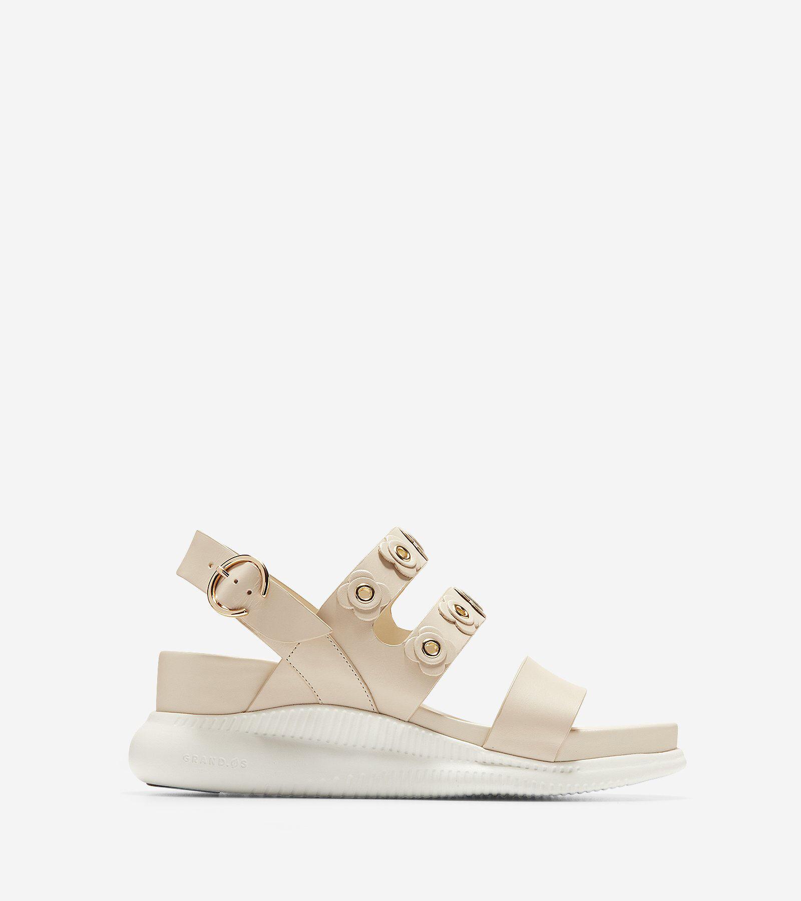 Sandals > Women's 2.ZERØGRAND Flower Sandal ...