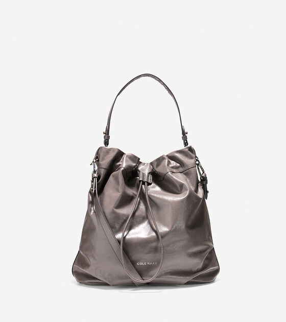 Bags & Outerwear > Stagedoor Leather Small Studio Bag