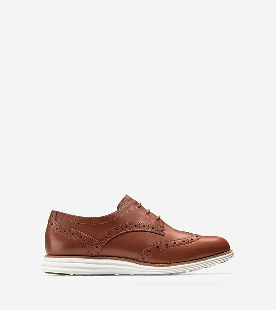 Shoes > Women's ØriginalGrand Wingtip Oxford