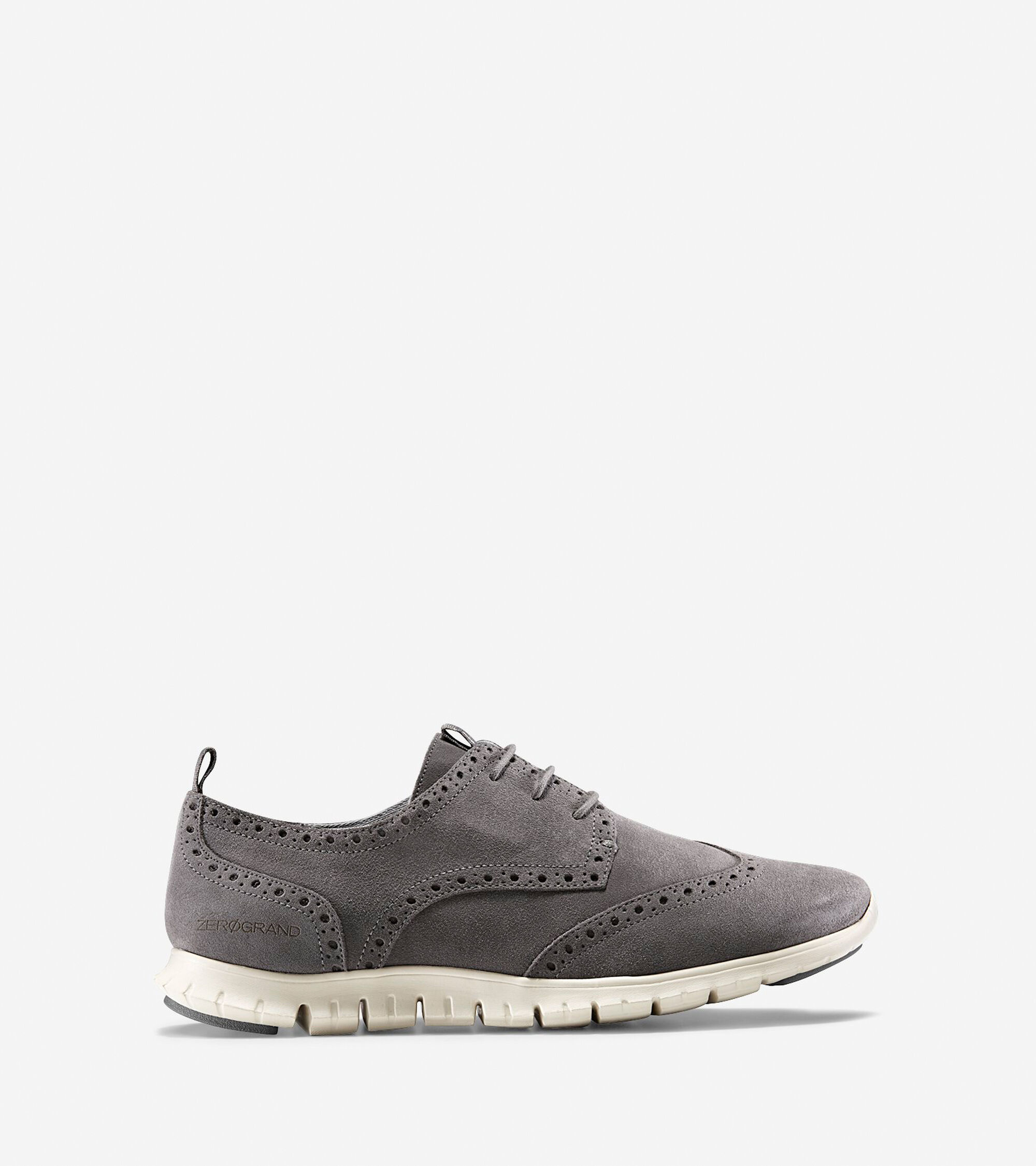 Shoes > ZERØGRAND Waterproof Deconstructed Wingtip Oxford