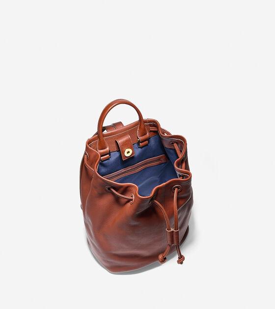 Lockhart Drawstring Backpack