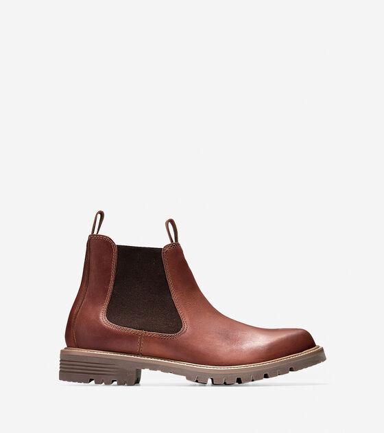 Shoes > Grantland Waterproof Chelsea Boot