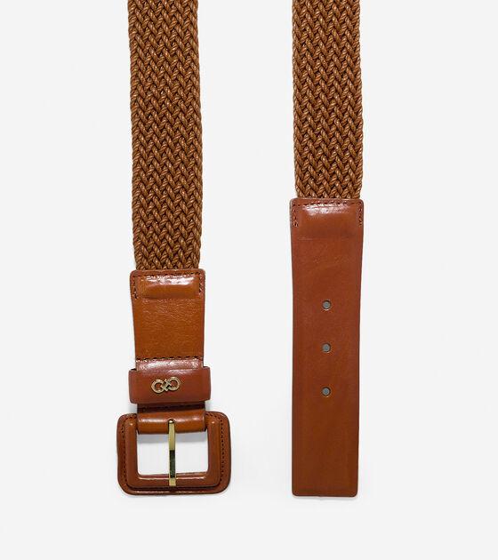 Wax Cord Belt