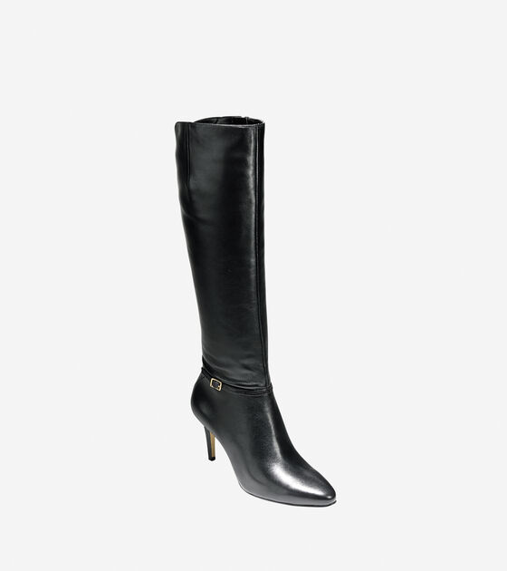 Garner Tall Boot - Extended Calf