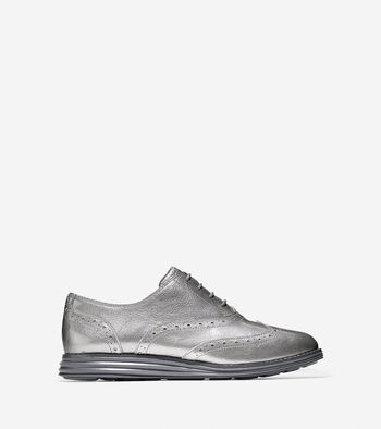 Women's ØriginalGrand Waterproof Wingtip Oxford