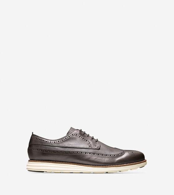 Shoes > Men's ØriginalGrand Long Wingtip Oxford
