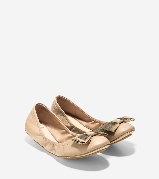 Avery Tulle Bow Ballet