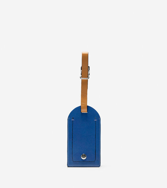 Whitman Luggage Tag