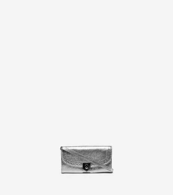 Bags & Outerwear > Marli Glitter Smart Phone Crossbody