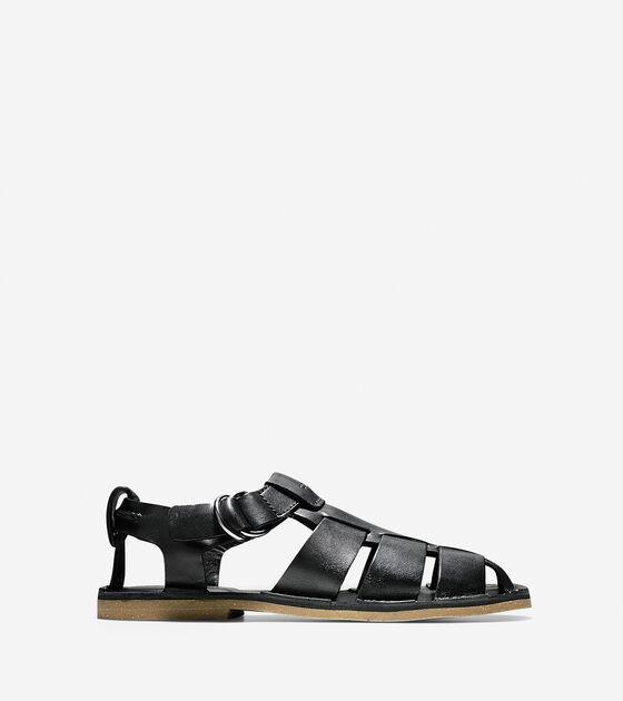 Shoes > Ginsberg Fisherman Sandal