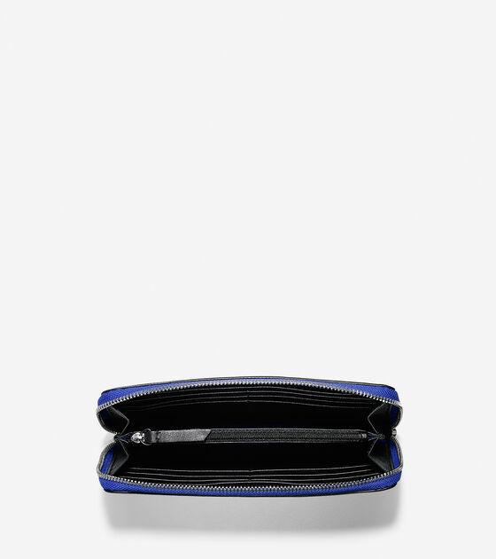 Marin Continental Zip Wallet