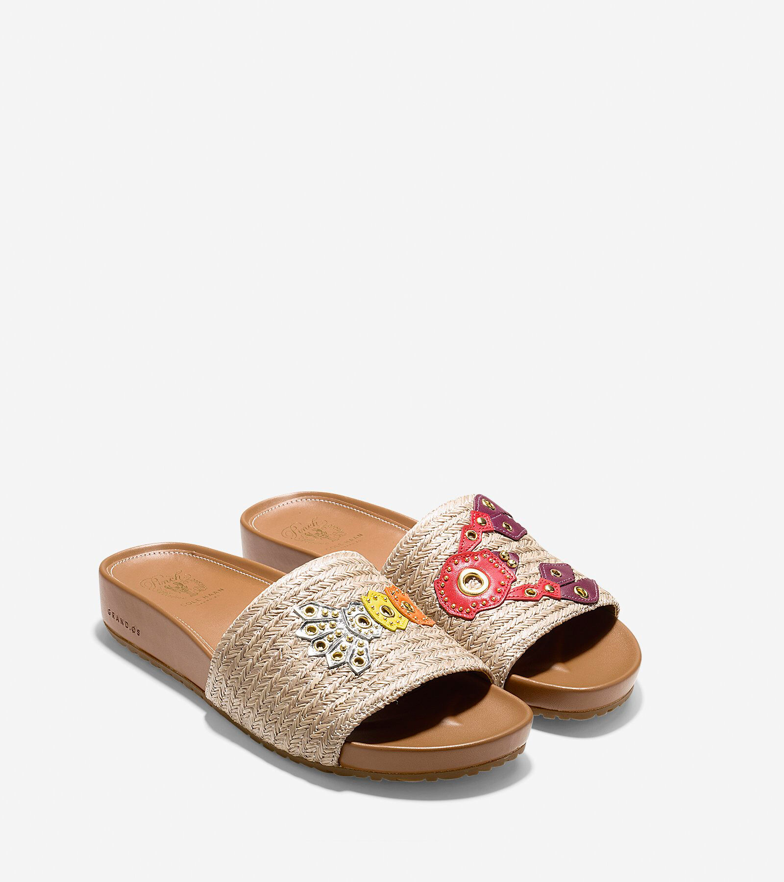 Cole Haan Women's Pinch Montauk Slide Sandal