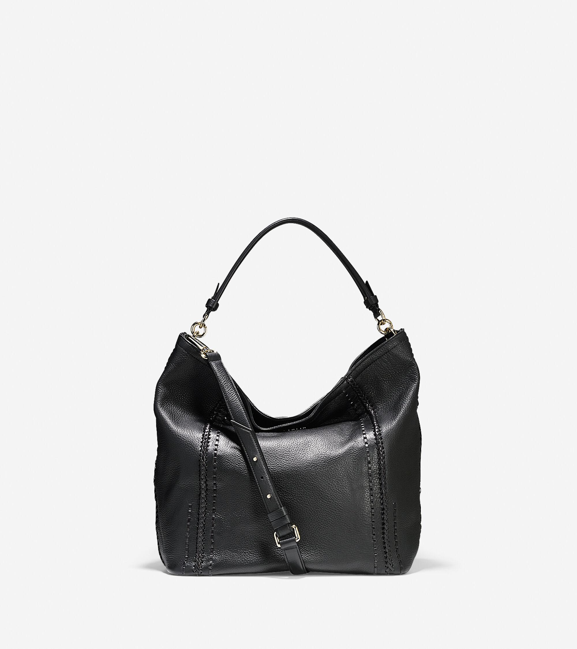 Handbags > Nickson Double Strap Hobo