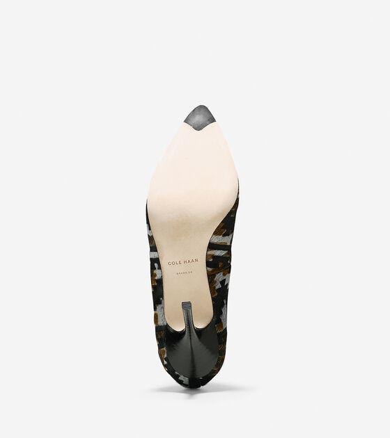 Bradshaw Pump (85mm) - Pointy Toe