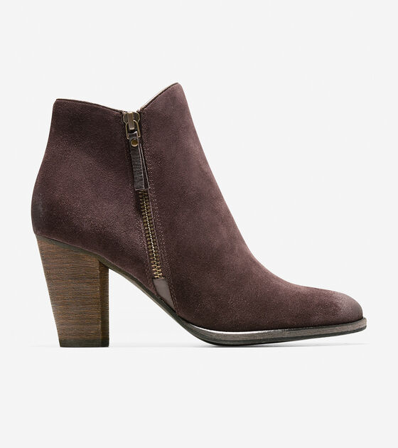 Shoes > Hayes Bootie (75mm)