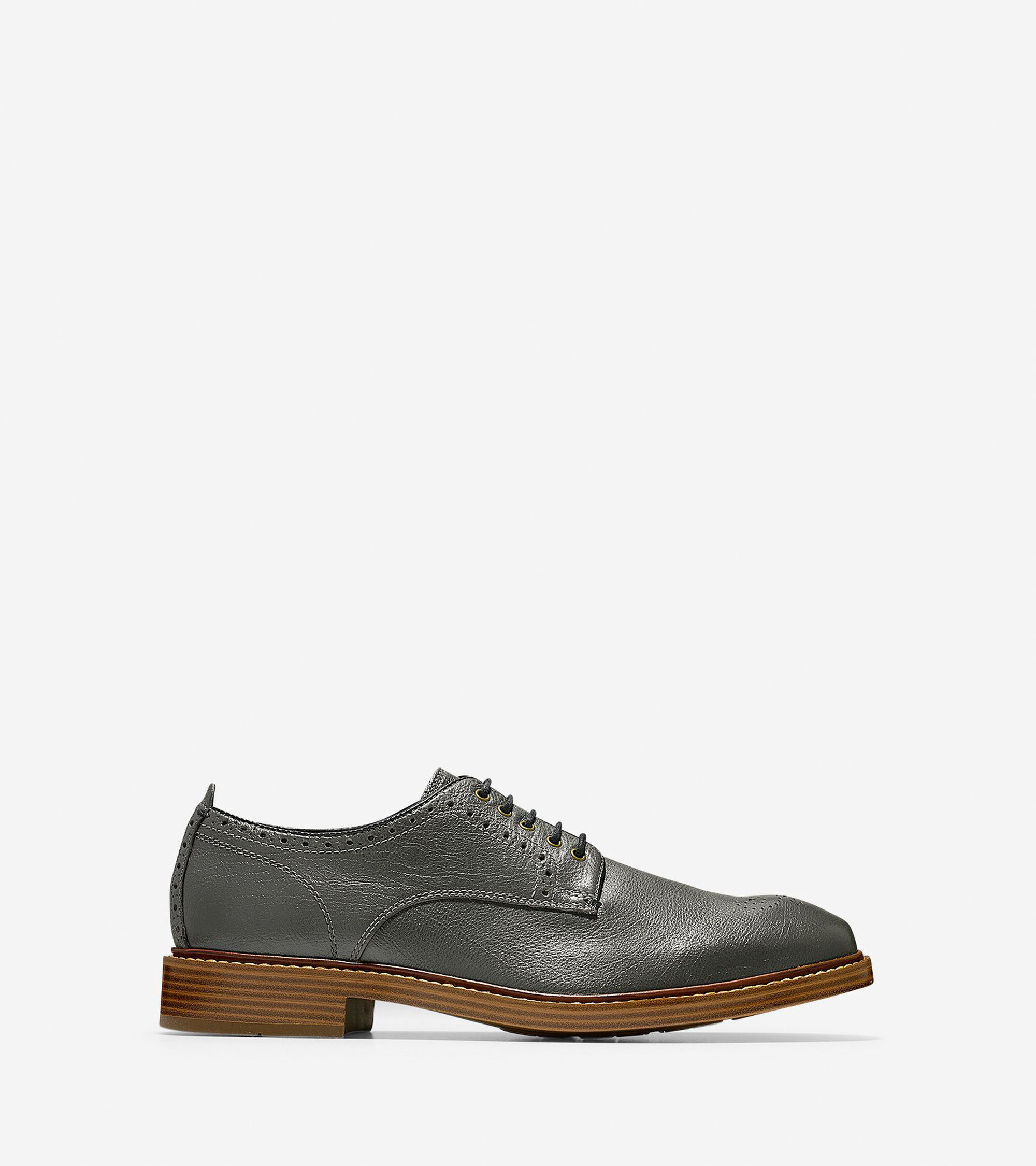 Oxfords & Monks > Kennedy Grand Medallion Oxford