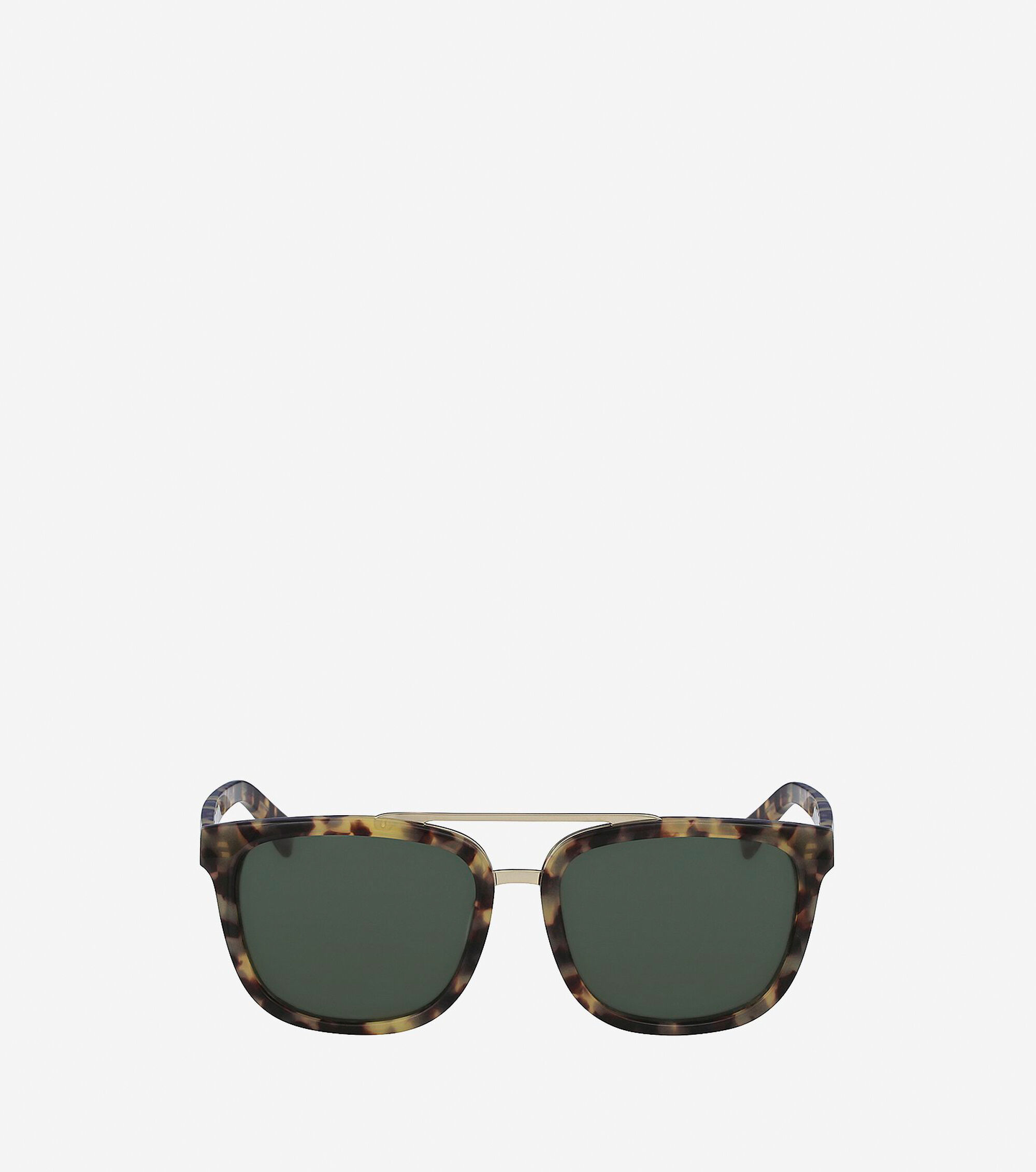 Accessories > Acetate Modified Rectangle Sunglasses