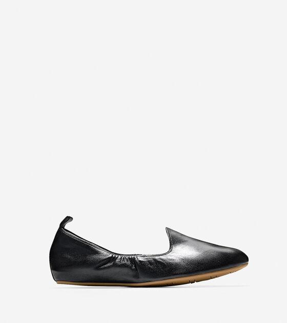 Ballet Flats > Tali Loafer Ballet