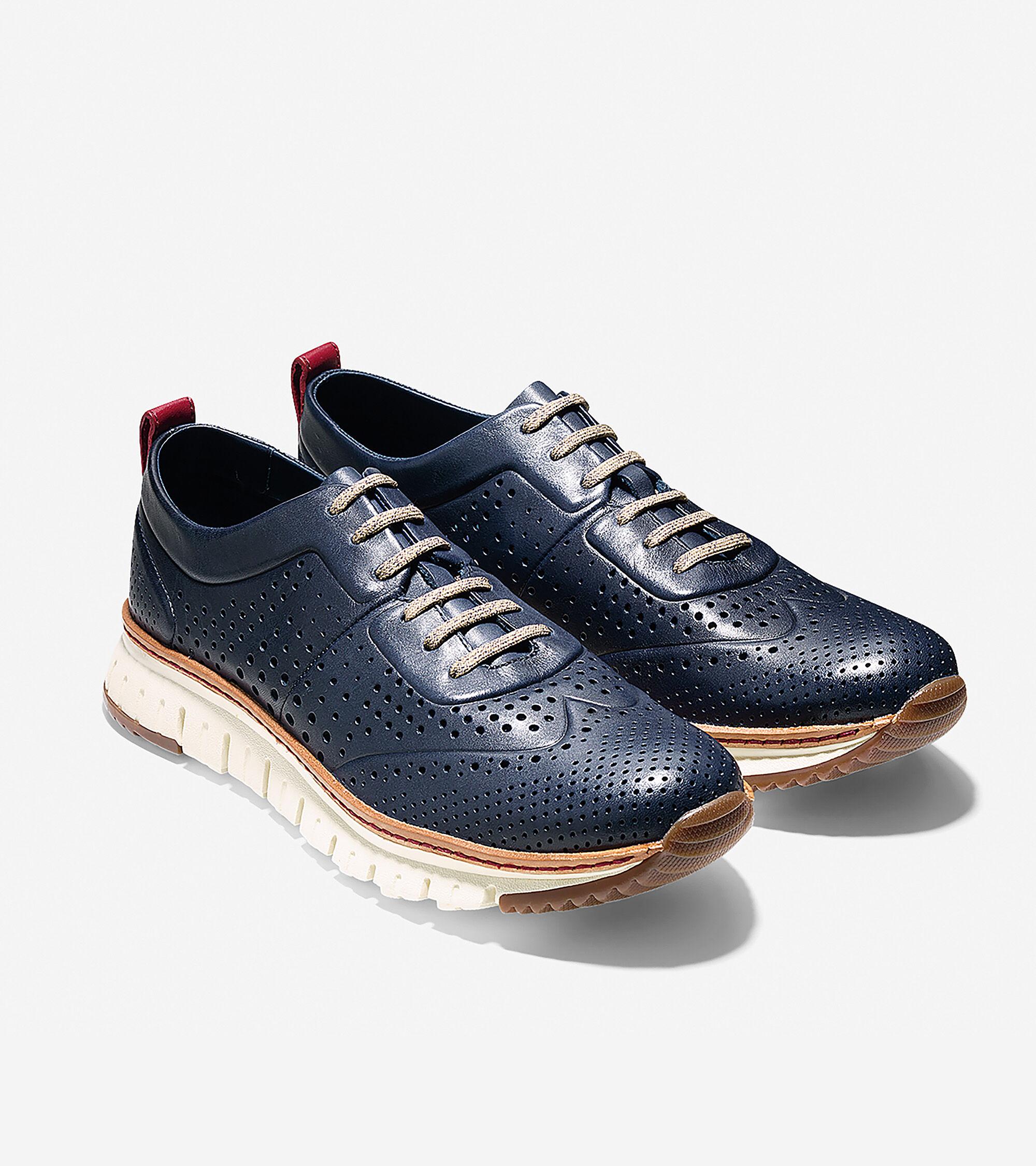 ... Men's ZERØGRAND Perforated Sneaker; Men's ZERØGRAND Perforated Sneaker.  #colehaan