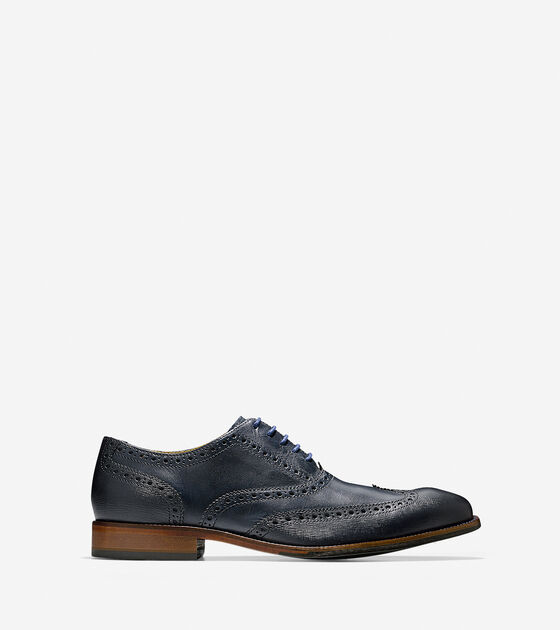 Shoes > Williams Casual Wingtip