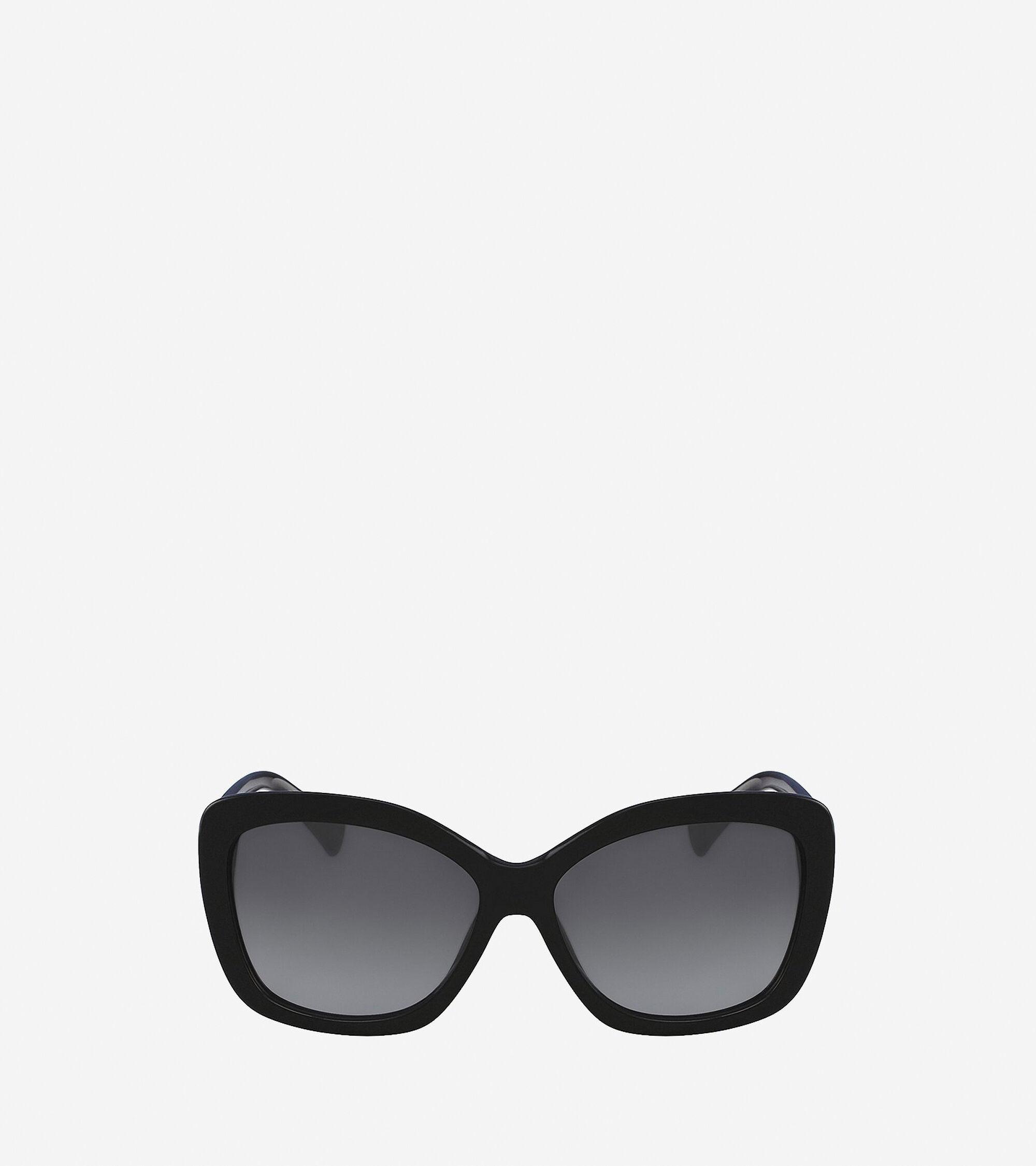 Sunglasses > Cat Eye Acetate Sunglasses