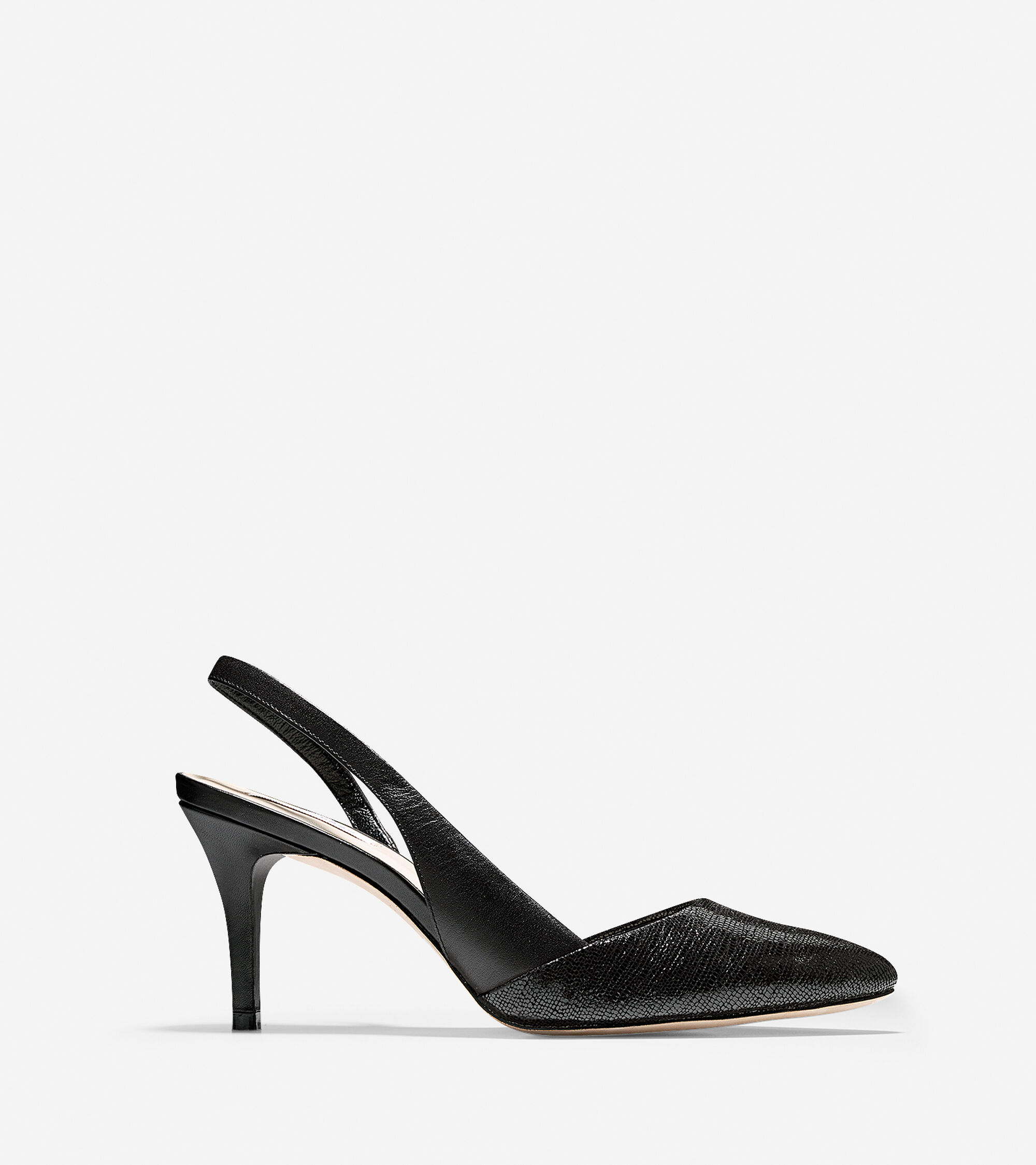 Shoes > Highline Sling (75mm) - Pointy Toe
